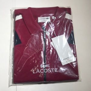 Lacoste Made in France Women's Polo